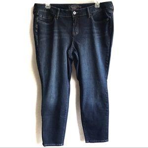 Torrid Skinny Premium Jeans 20R